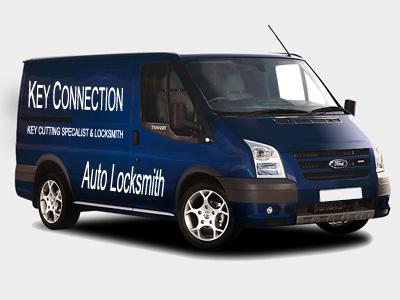 Auto Locksmith vans